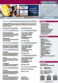 Datenblatt PROXIMA Kompakt